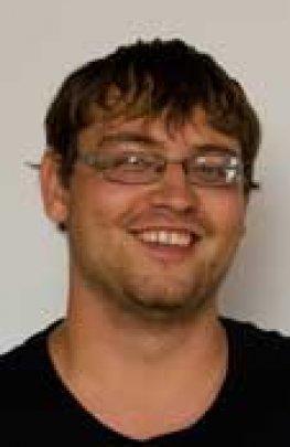 Isaiah Wolcott headshot