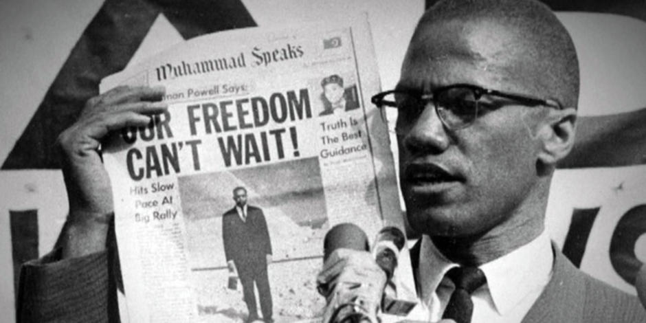 968b924f295 Malcolm X