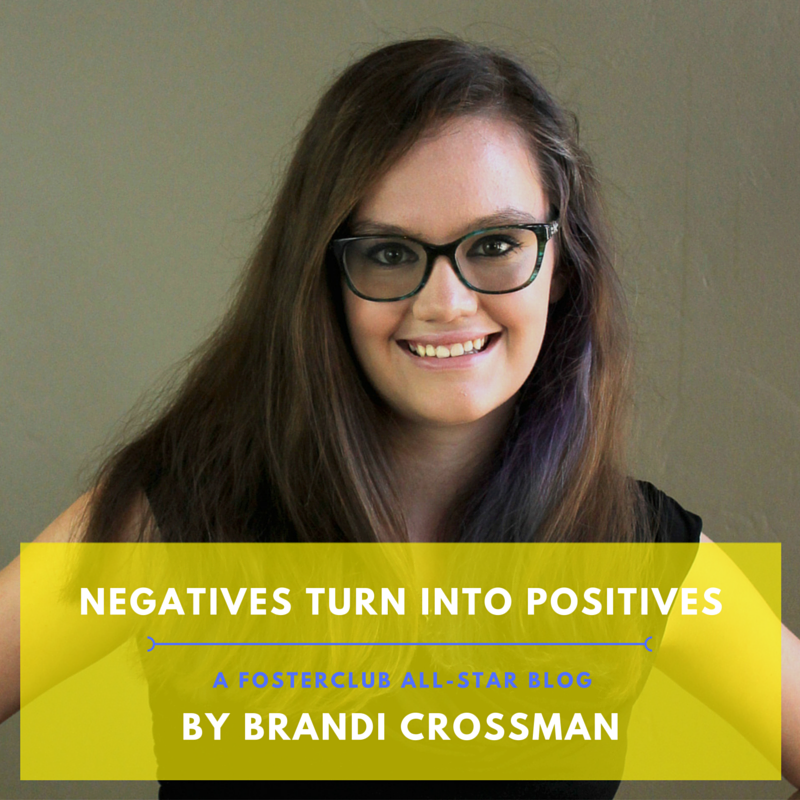 Negatives to Positives
