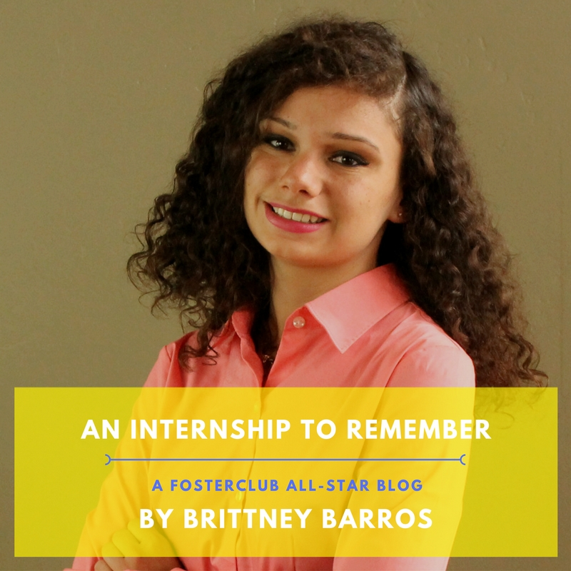 An Internship to Remember
