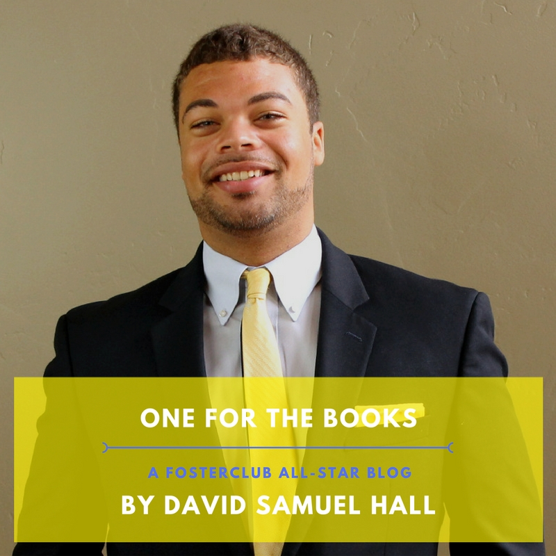 One for the Books, David Samuel Hall