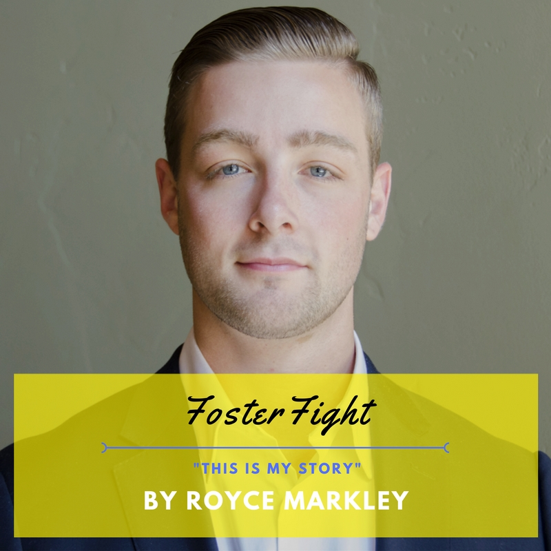 Royce Markley FosterFight
