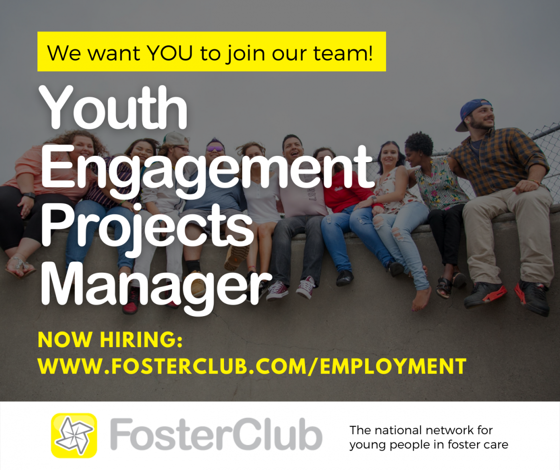 Join Our Team: Youth Engagement Projects Manager