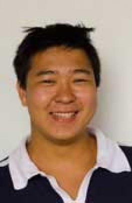 """Adam """"Shang"""" Gigliotti headshot"""