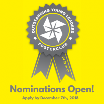 Outstanding Young Leaders - Nominations Open!