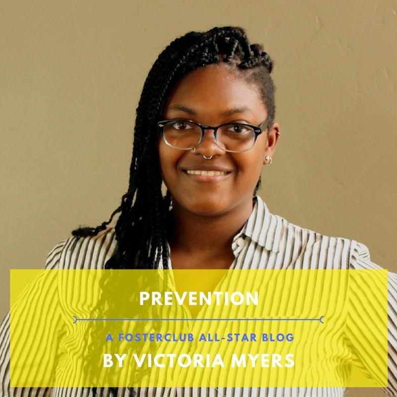 Prevention, Victoria Myers